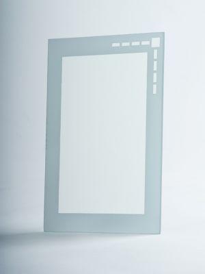 Zrkadlo Pieskovane Zo Spodnej Strany 3