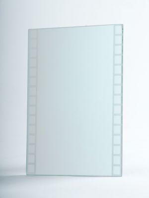 Zrkadlo Pieskovanie Zo Spodnej časti